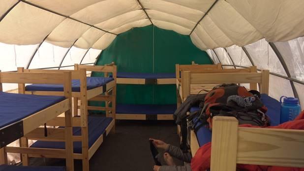 Dormitory Base Camp