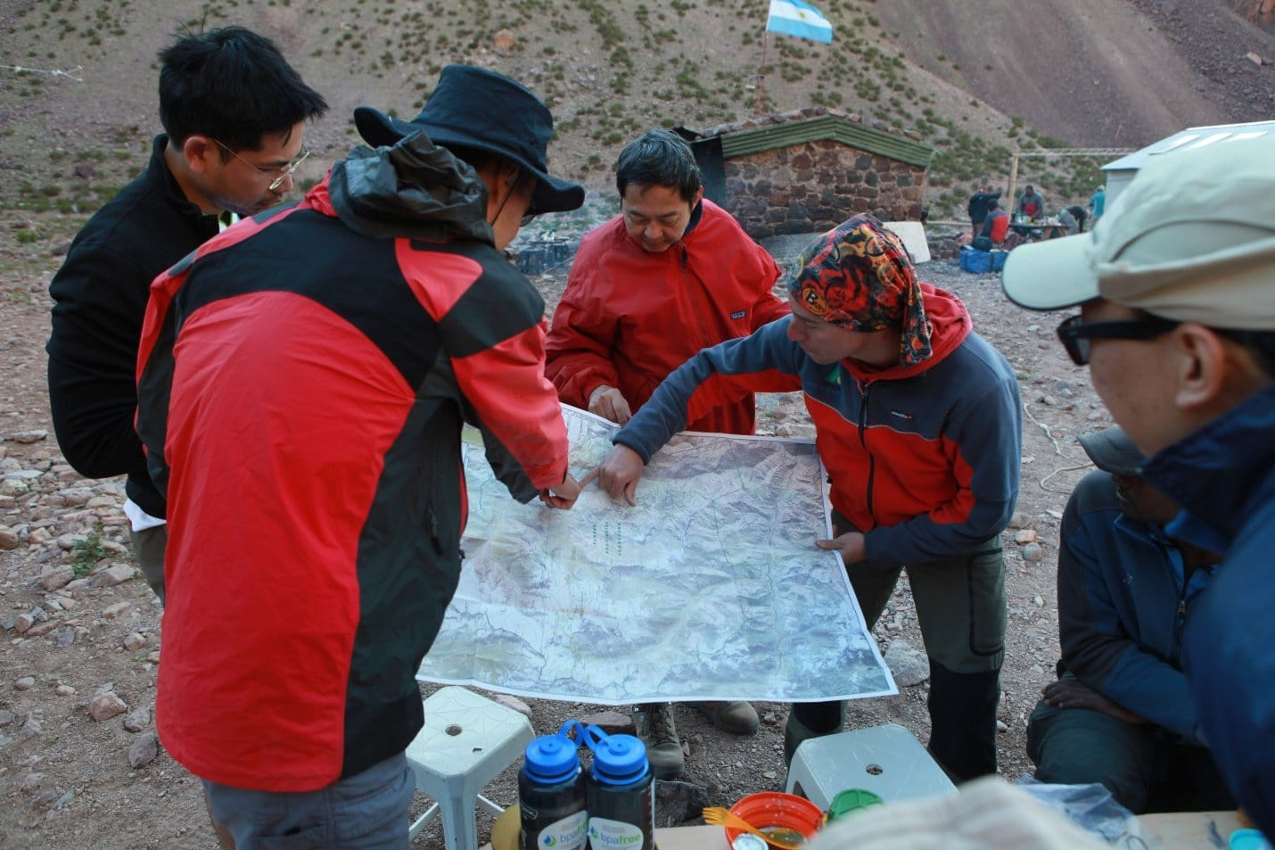 Mapping Guides Aconcagua