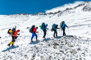 mount aconcagua climbing safety